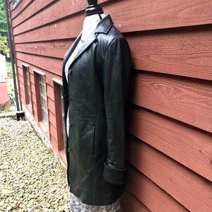 cara Jackets & Coats - CARA GENUINE SOFT LEATHER JACKET